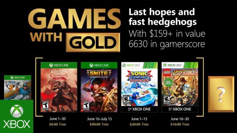 Estos Son Los Juegos Gratis De Junio Para Xbox